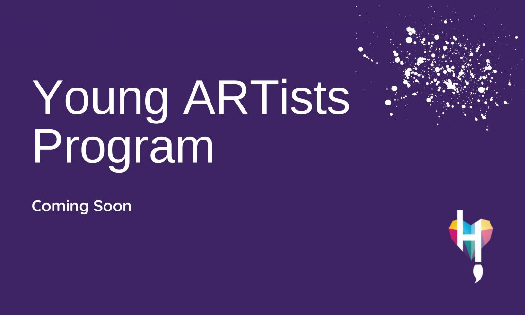 Young Artists Program Coming Soon